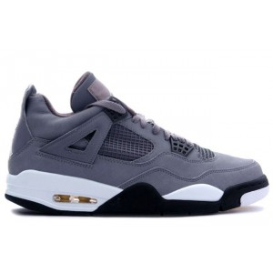 Air Jordan 4 Retro Gris froid