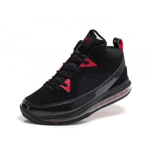 Flight Rouge Basket Max Noir Jordan Chaussures 9 De 8nXZwON0kP