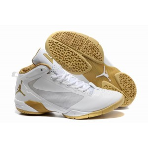 chaussure de basketball wade 2 EV blanc or PE