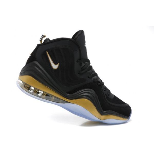 Basket Nike Noir Et Or