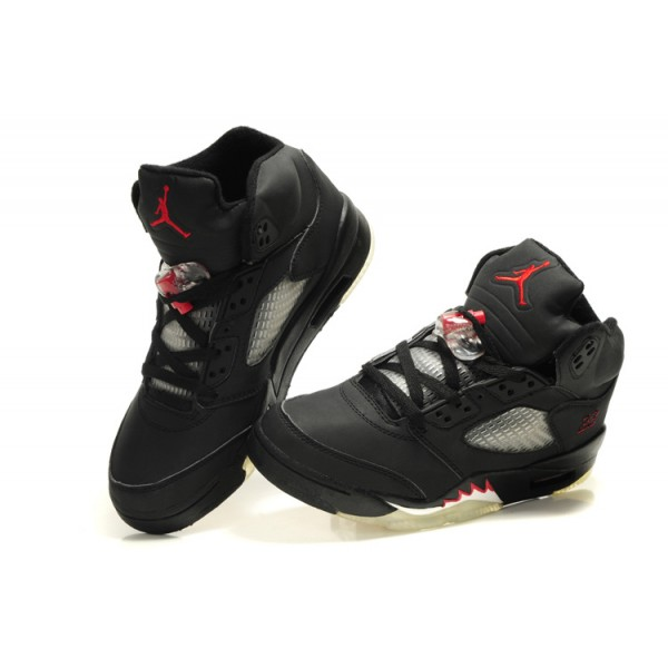 air jordan retro 5 noir
