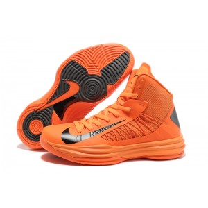 Nike Lunar Hyperdunk X 2012 Lebron James Olympic orange noir