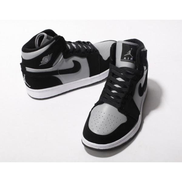 Air Nike 1 Noir Phat Gris Jordan 5jc4qSALR3