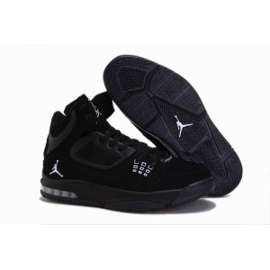 chaussure air jordan nike flight 23 rst noir daim