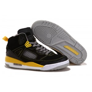 Jordan Spizike noir/or de l'Université