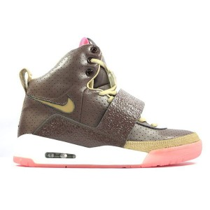Air Jordan Yeezy 2 Tan blanc rose