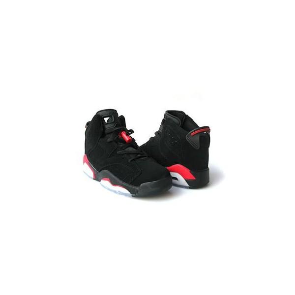 tout neuf bee49 03a17 Achat Jordan 6 retro femme noir et rouge pas cher