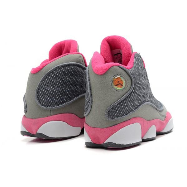 Air Jordan 13 femme gris rose jordan grise et rose femme