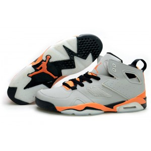 Flight Club '91 gris orange
