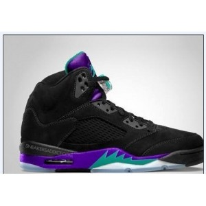 air jordan 5 2013 Grape noir aqua
