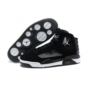 nike Flight Luminary noir et blanc