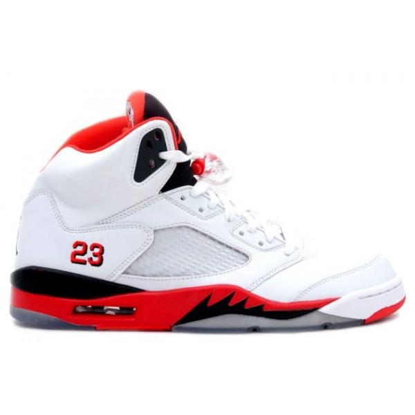 finest selection 1b5f0 20a59 ... air jordan 5 retro noir rouge jordan 5 blanc bleu ...