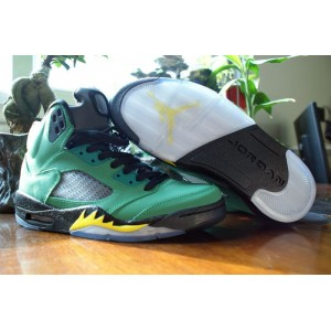 Jordan 5 retro Oregon Ducks