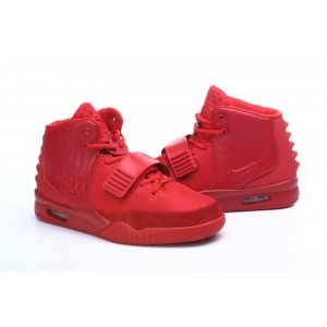 air yeezy 2 fille rouge