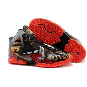 les baskettes lebron 11 Mark 6 Ironma