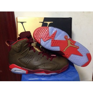 air jordan 6 retro Championship Cigar