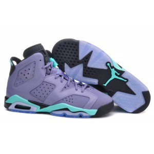 air jordan 6 taille gs mcfly gris teal