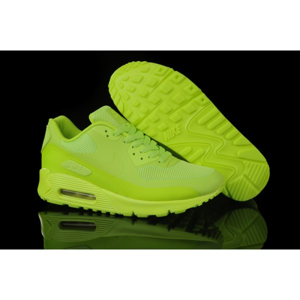 Nike Air Max 90 Hyperfuse Fluo Femme