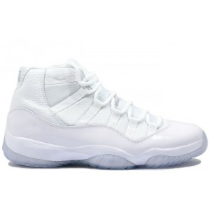 Air Jordan 11 25th anniversaire Blanc Argnet