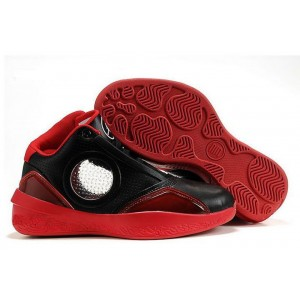 jordan air 2010 noir rouge
