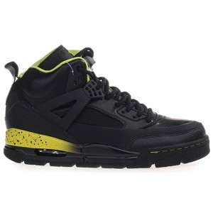Air Jordan Winterized Spiz'ike noir jaune