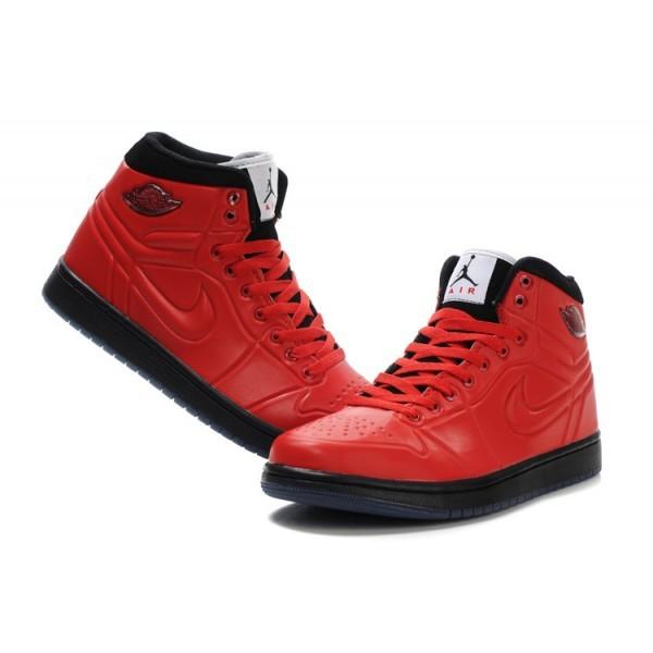 air jordan 1 rouge noir