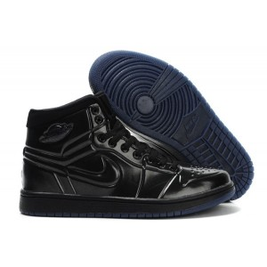 air jordan 1 anodized noir