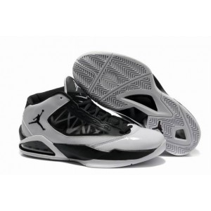Jordan Flight The Power blanc et noir