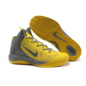 Nike Zoom Hyperforce pe 2012 jaune gris pas cher