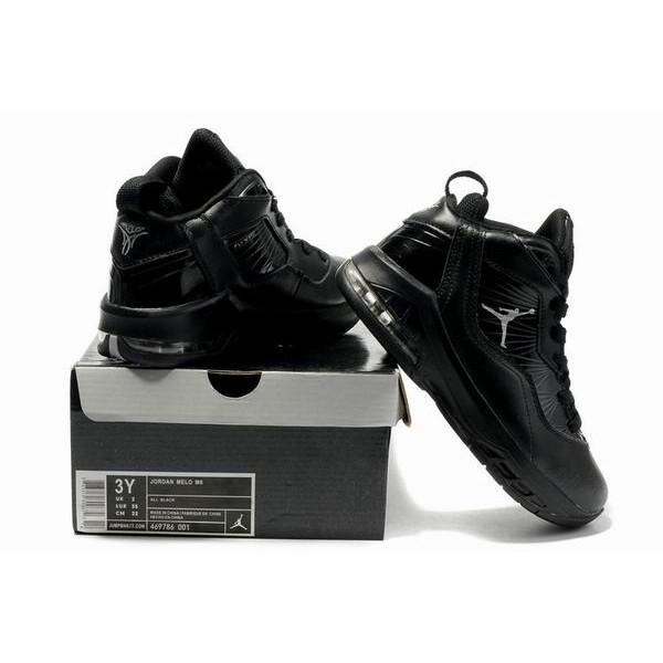 jordan basket noir
