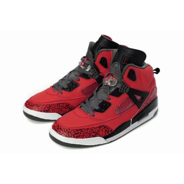 2018 shoes outlet discount sale Un rétro pour le nike air jordan spizike noir Rose - geokibios.be