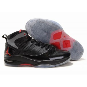 Basket jordan fly wade 2 noir rouge