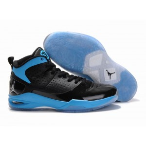 Air Jordan Fly Wade retro noir Orion Bleu